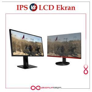 ips vs lcd ekran